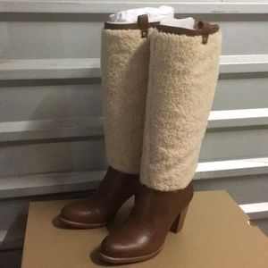 a4fc21a2688 ❤️New Ugg Ava Exposed Fur boot 7 8 or 9 🔥SALE NWT